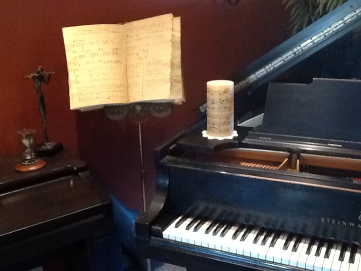 studio piano